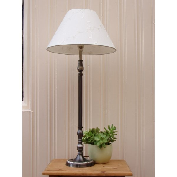 Grey/Matt Steel Table Lamp