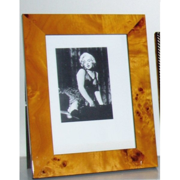 Italian Maple Veneer Photo Frame 6 x 4 inch