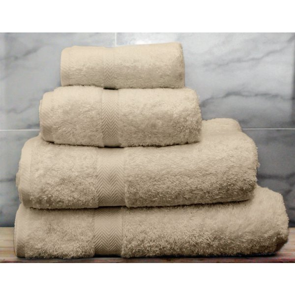 Ivory Egyptian Cotton Towels