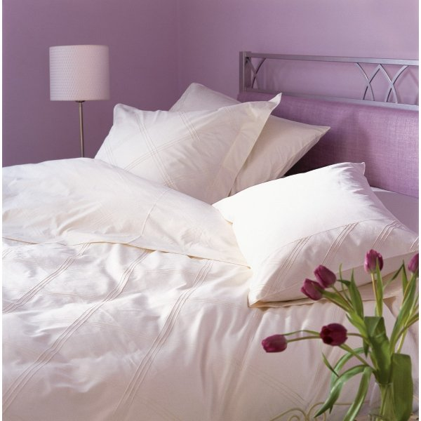 Naples White Egyptian Cotton Duvet Collection