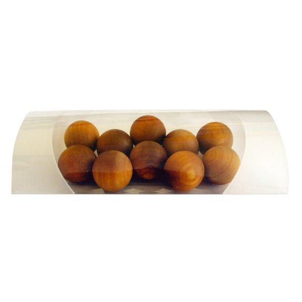 Scented Cedar Wood Balls