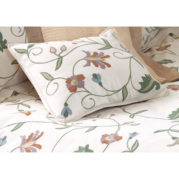 Vine Square Cushion Cover